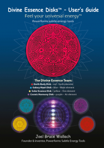 Powerforms Divine Essence Earth